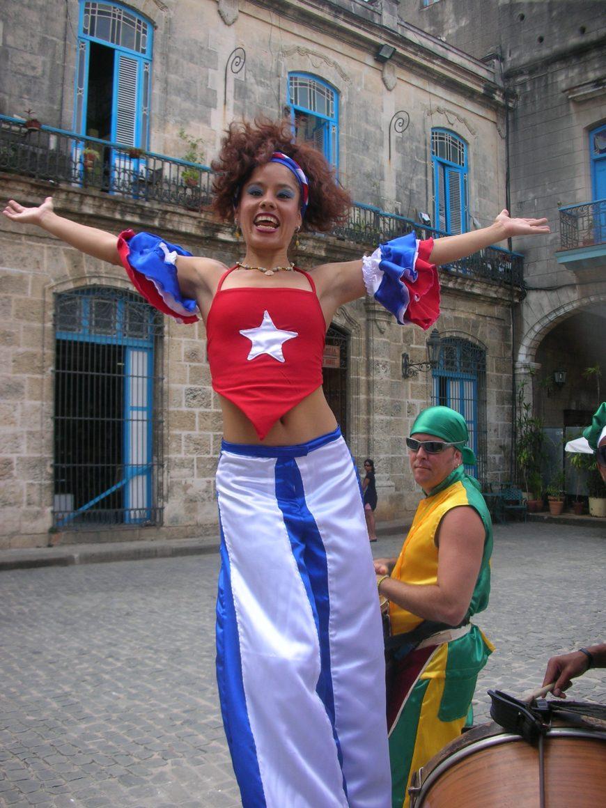 Habana Vieja Street Dancer 2