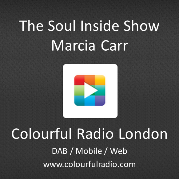 COLOURFUL RADIO LOGO - SOUL INSIDE TEXT